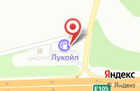 Схема проезда до компании Колобок в Мяглово