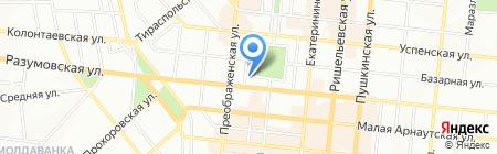 Odesos Navigation Company на карте Одессы