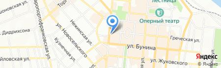 Пивний дім на карте Одессы
