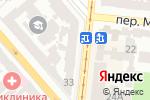 Схема проезда до компании Азбука в Одессе