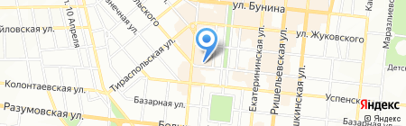 С4 Point Maritime Agency на карте Одессы