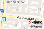 Схема проезда до компании Runami в Одессе
