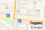 Схема проезда до компании Світ Casio в Одессе