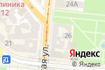 Схема проезда до компании Мем Лтд в Одессе