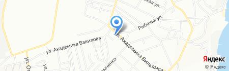 Студия красоты Инги Роговской на карте Одессы