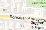 Схема проезда до компании PrimeTech в Одессе
