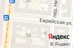 Схема проезда до компании Аско в Одессе