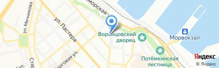 Faberlic на карте Одессы