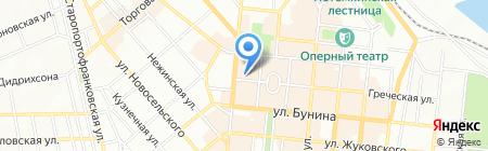 Сим Плюс на карте Одессы