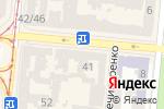 Схема проезда до компании Кондиционеры-Одесса в Одессе
