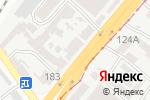 Схема проезда до компании Черноморэнерго в Одессе
