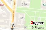 Схема проезда до компании UI.UA в Одессе