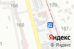 Схема проезда до компании Люкс-Авто в Одессе