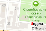 Схема проезда до компании Kvitka Eli в Одессе