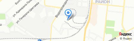 ОдессаКондитер на карте Одессы