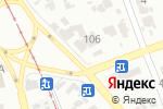 Схема проезда до компании Улисс в Одессе