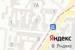 Схема проезда до компании Одесский региональный центр независимых экспертиз в Одессе