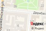 Схема проезда до компании Наливки зі Львова в Одессе