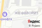 Схема проезда до компании o2 electric в Одессе