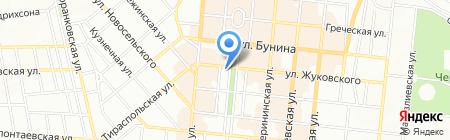 Одесская специализированная школа №119 I ступени на карте Одессы