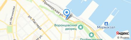 Профі М3 ТОВ на карте Одессы