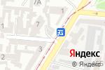 Схема проезда до компании Аква Вива в Одессе