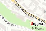 Схема проезда до компании Арбат плюс в Одессе