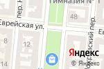 Схема проезда до компании Книжный Рынок в Одессе