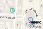 Схема проезда до компании Magic Noodles в Одессе