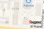 Схема проезда до компании Conwalia в Одессе