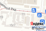 Схема проезда до компании Поварёшка в Одессе