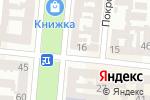 Схема проезда до компании Фидель СК в Одессе