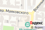 Схема проезда до компании Palermo в Одессе