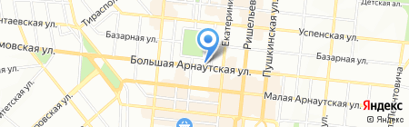 Югком на карте Одессы
