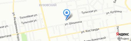 Детский сад-ясли №103 на карте Одессы