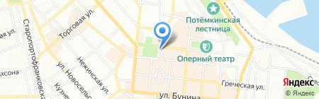 Jardin на карте Одессы