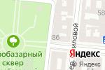 Схема проезда до компании GSM-service в Одессе