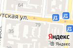 Схема проезда до компании Beauty-style в Одессе