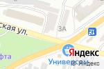 Схема проезда до компании Гранд в Одессе