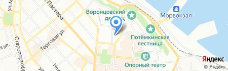 Цивилизейшн на карте Одессы