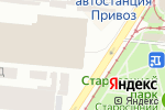 Схема проезда до компании Le Decor в Одессе