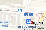 Схема проезда до компании Мобілочка в Одессе