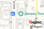 Схема проезда до компании Летний садъ в Одессе