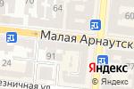 Схема проезда до компании Многопрофильная компания в Одессе