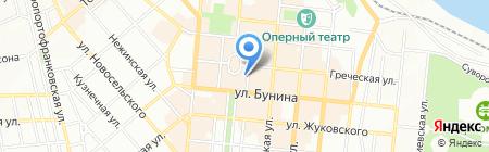 Safari на карте Одессы