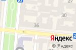 Схема проезда до компании Lanio в Одессе