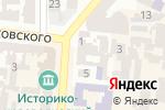 Схема проезда до компании Argenta в Одессе
