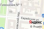 Схема проезда до компании CAESAR в Одессе