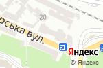 Схема проезда до компании Wax and home в Одессе
