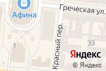 Схема проезда до компании Ручки и Штучки в Одессе
